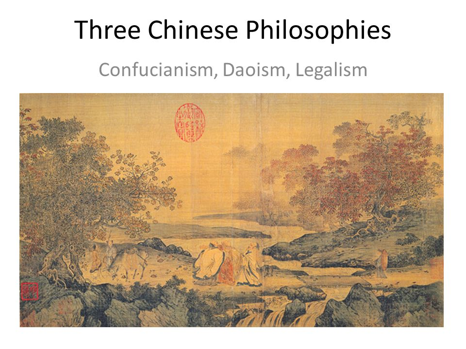 the philosophical teachings of buddha and shi huangdi