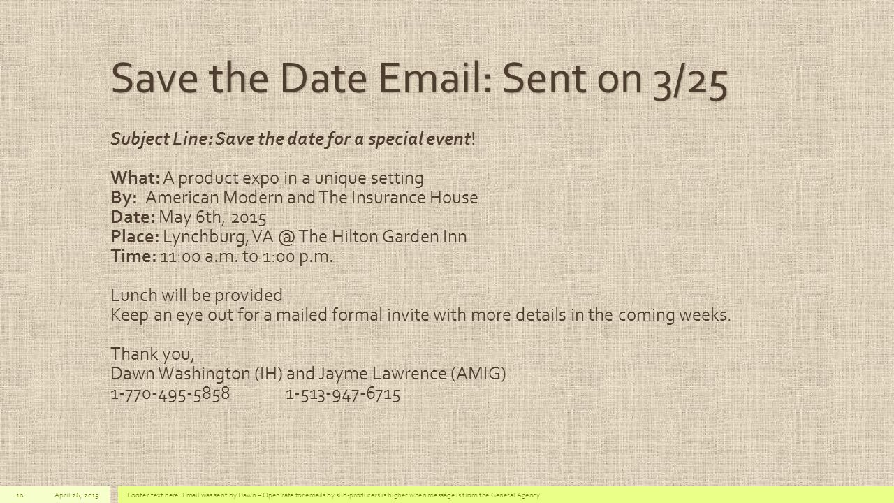 Emailing Save The Date Wedding Ideas