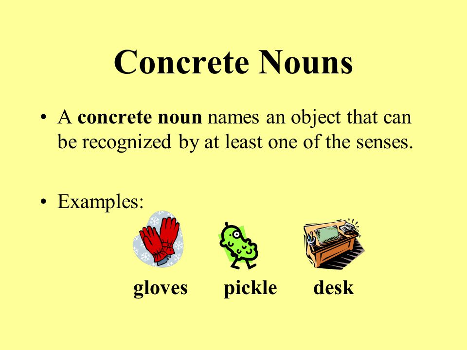 Common And Proper Nouns A Noun Is A Word That Names A Person Place