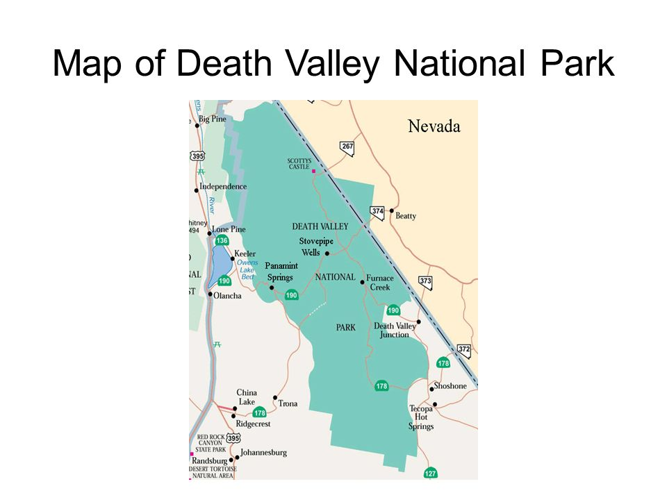 DEATH VALLEY NATIONAL PARK By Karl Krusel Death Valley National - Us map death valley