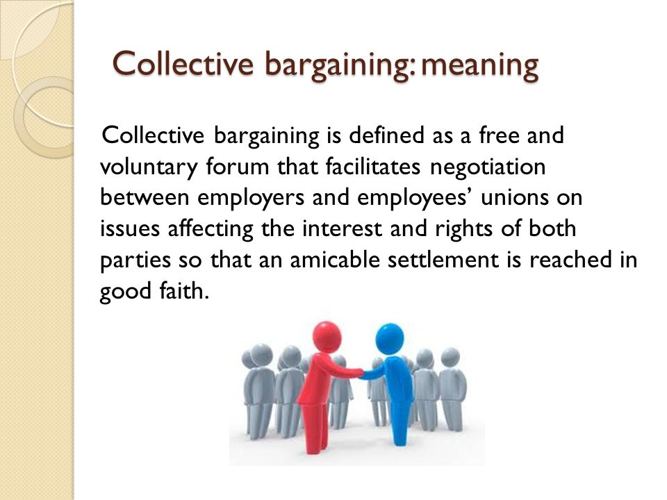 Prof hiteshwari jadeja collective bargaining meaning collective 2 collective bargaining meaning platinumwayz