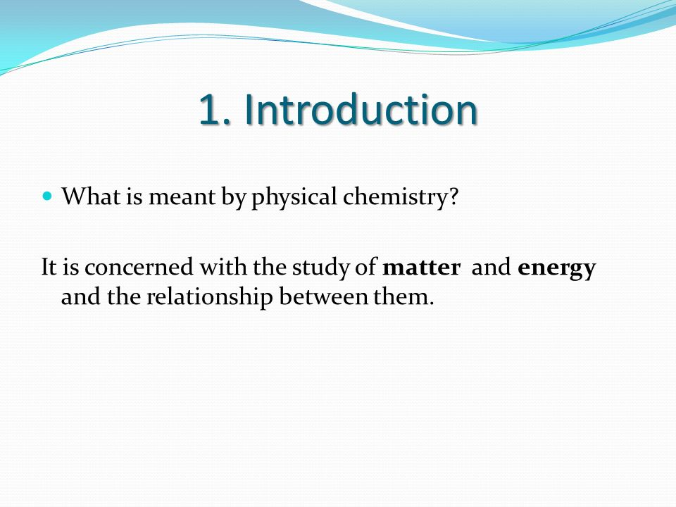 Definition Of Chemistry In A Relationship