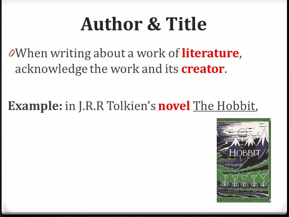 tolkiens biography essay