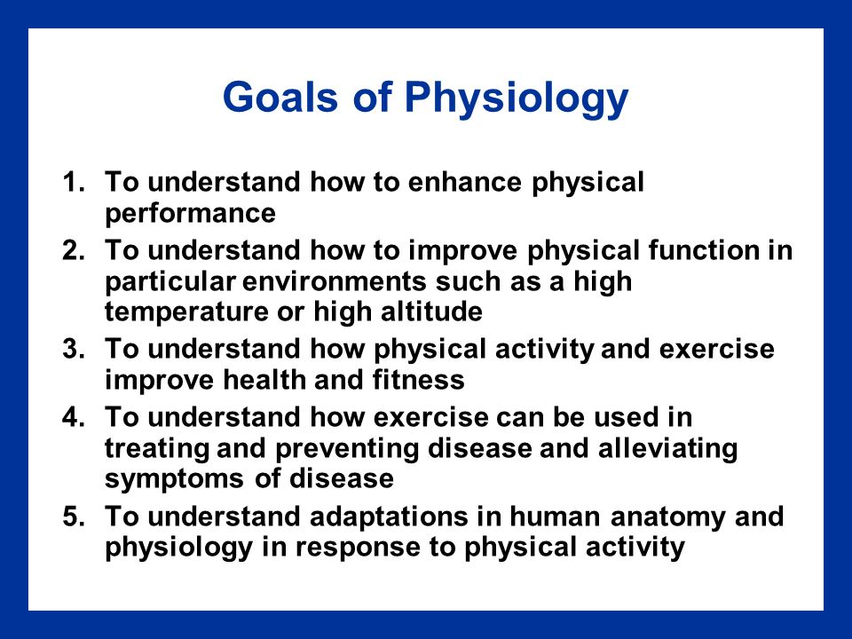 Chapter 11 Physiology Of Physical Activity 11 Physiology Of Physical