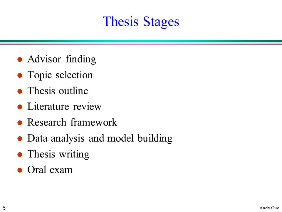 writing thesis paper literature Writing a good paper or any thesis statement is generally not a simple work after getting success in several other courses, you get the permission of creating a.