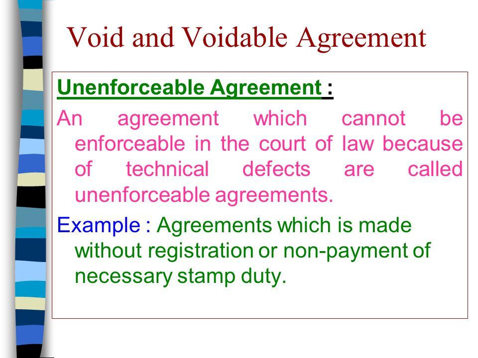 Void and voidable agreement voidable agreement an agreement which 5 void platinumwayz
