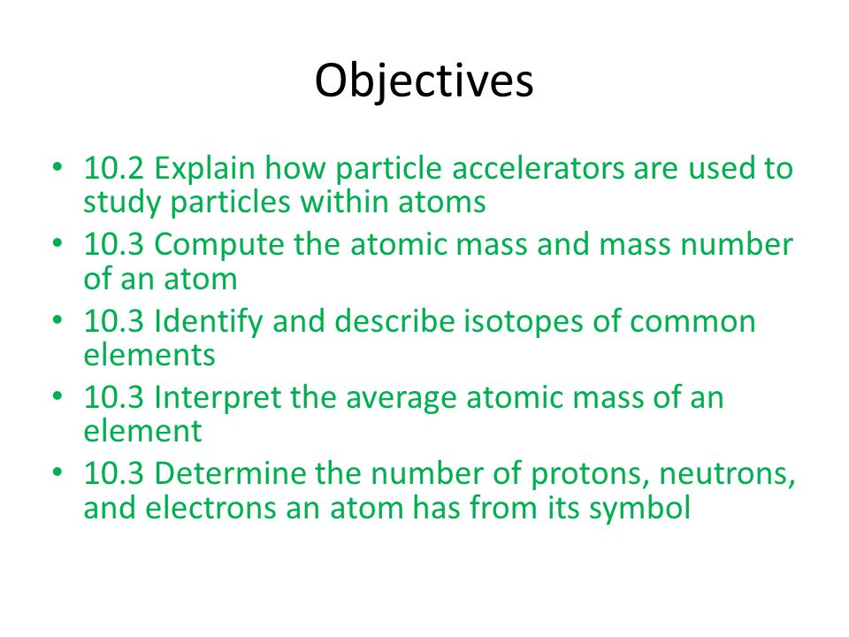 Periodic Table 10 common elements periodic table : Chapter 10 Atomic Structure and the Periodic Table. - ppt download