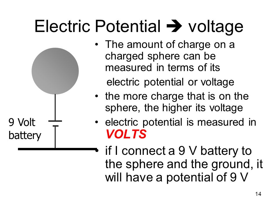 13 Danger High Voltage . The van de Graff can charge the sphere to more than 50,000 volts.
