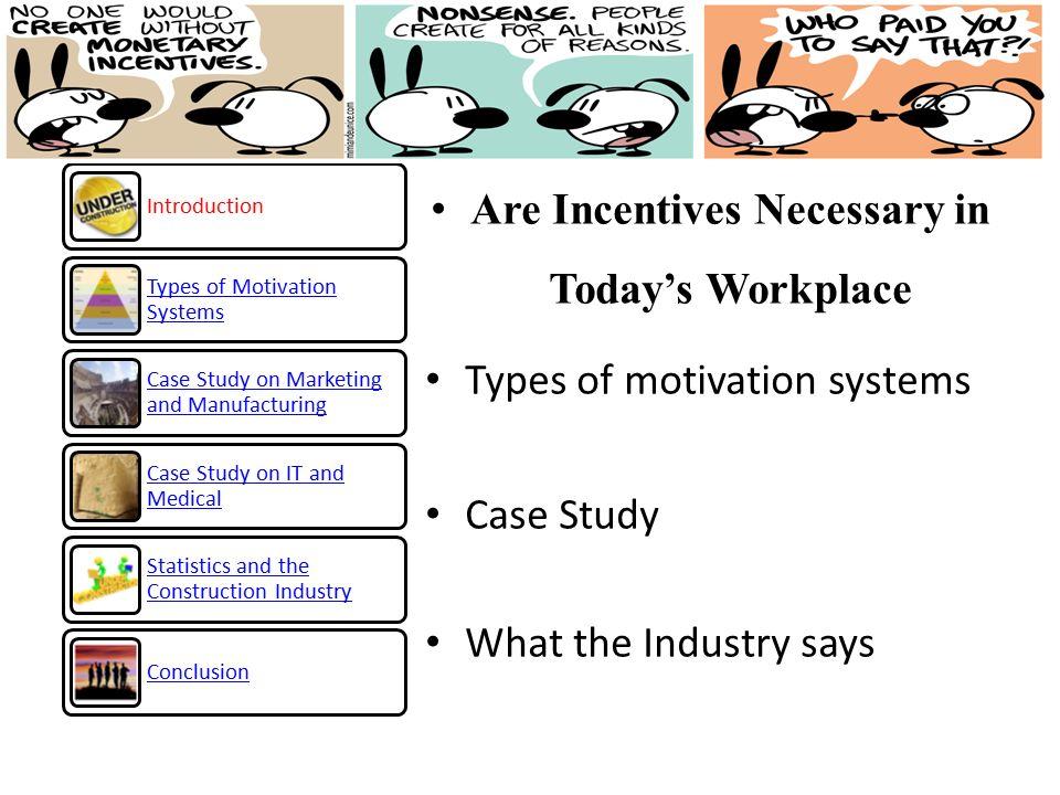 motivation case essay