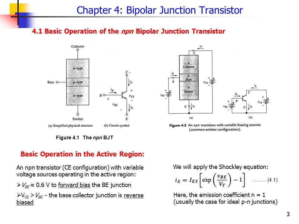 basic transistor physics essay