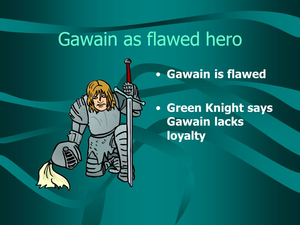 pride in beowulf and sir gawain