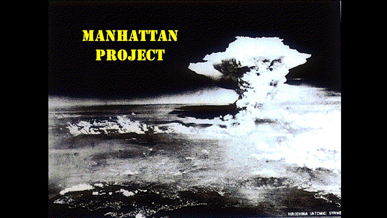 einstein manhattan project