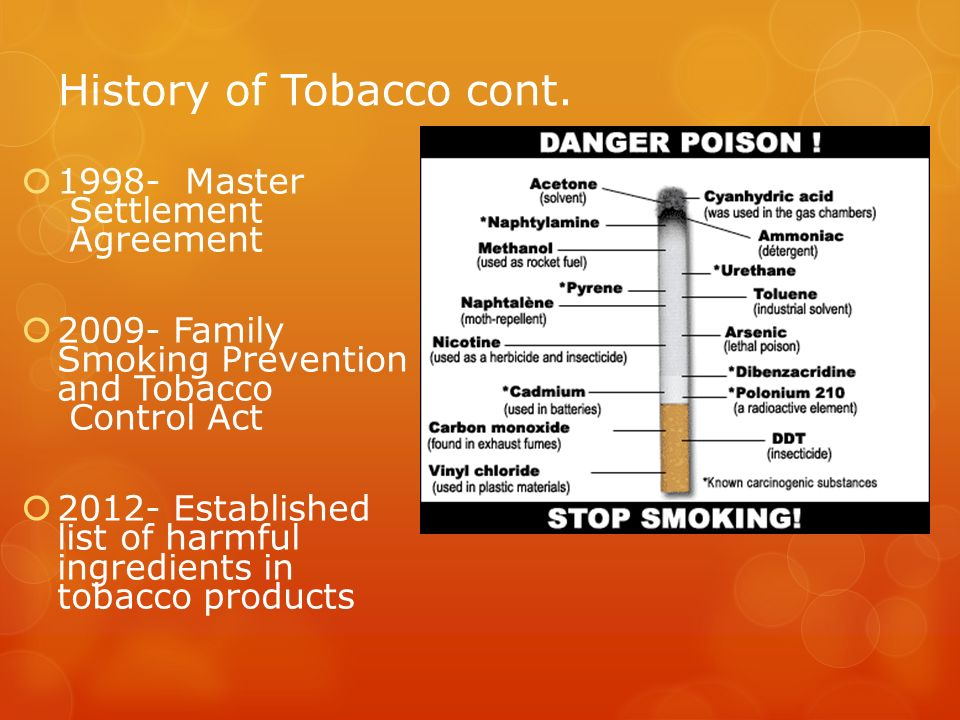 Tobacco Prevention Kassie Mcaninch And Kristin Maxfield  Ppt