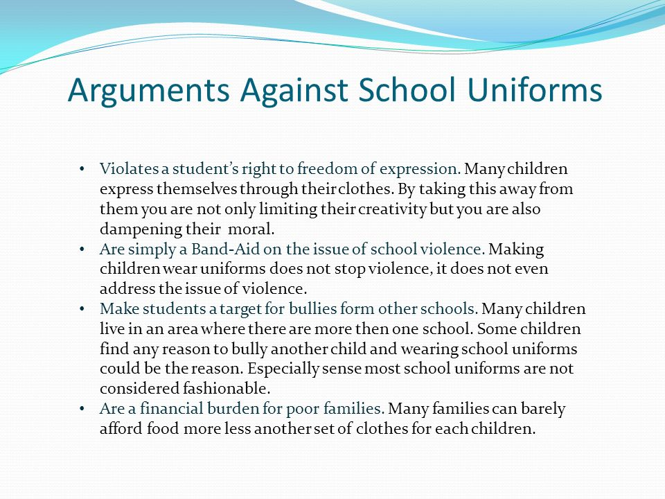 essays against school uniforms co essays against school uniforms