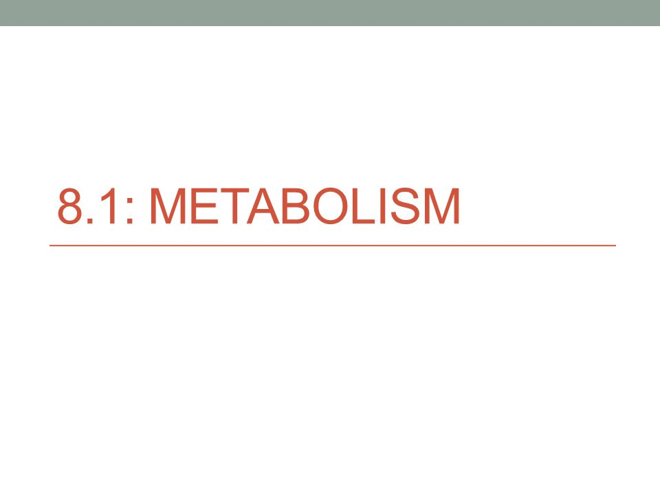 Can i please have a definition for metabolic reaction?