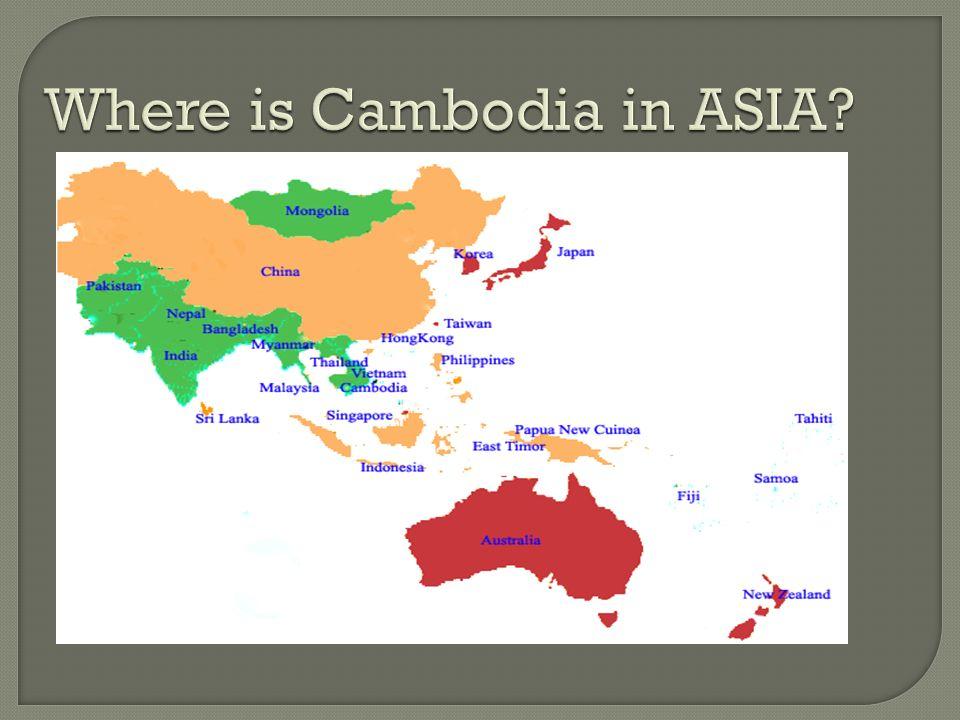 Sri Lanka Oct Nov Where Is Cambodia In ASIA Ppt Download - Where is cambodia