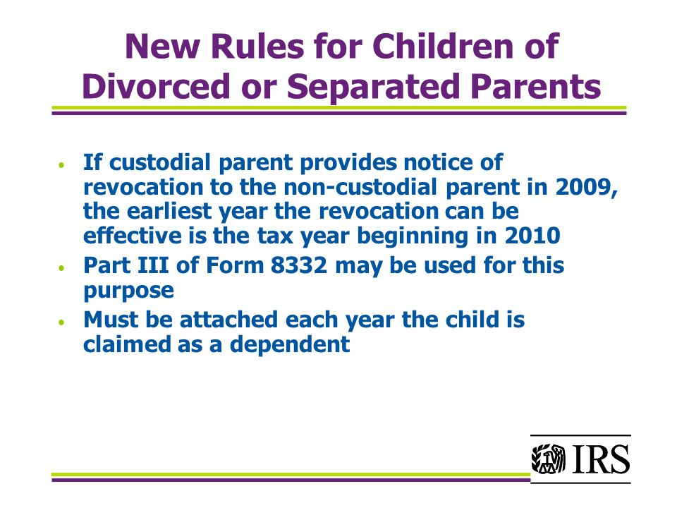 Additional Child Tax Credit The Earned Income Threshold Generally