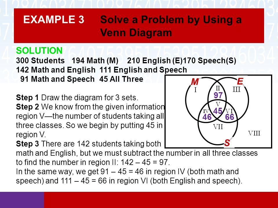 Venn Diagram Problems With 3 Sets Onweoinnovate