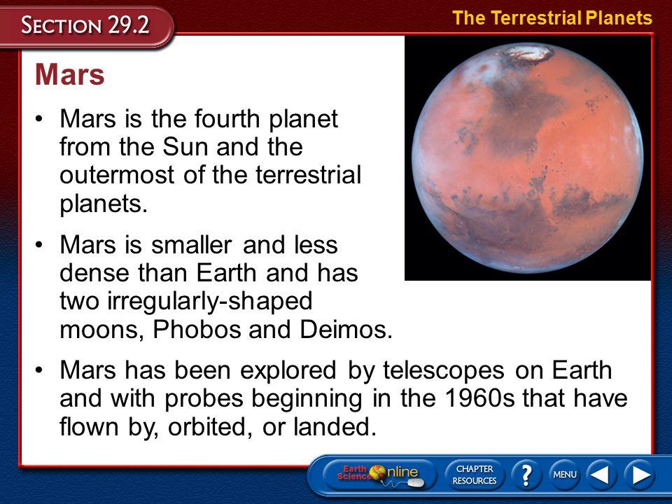 Earth Precession The Terrestrial Planets