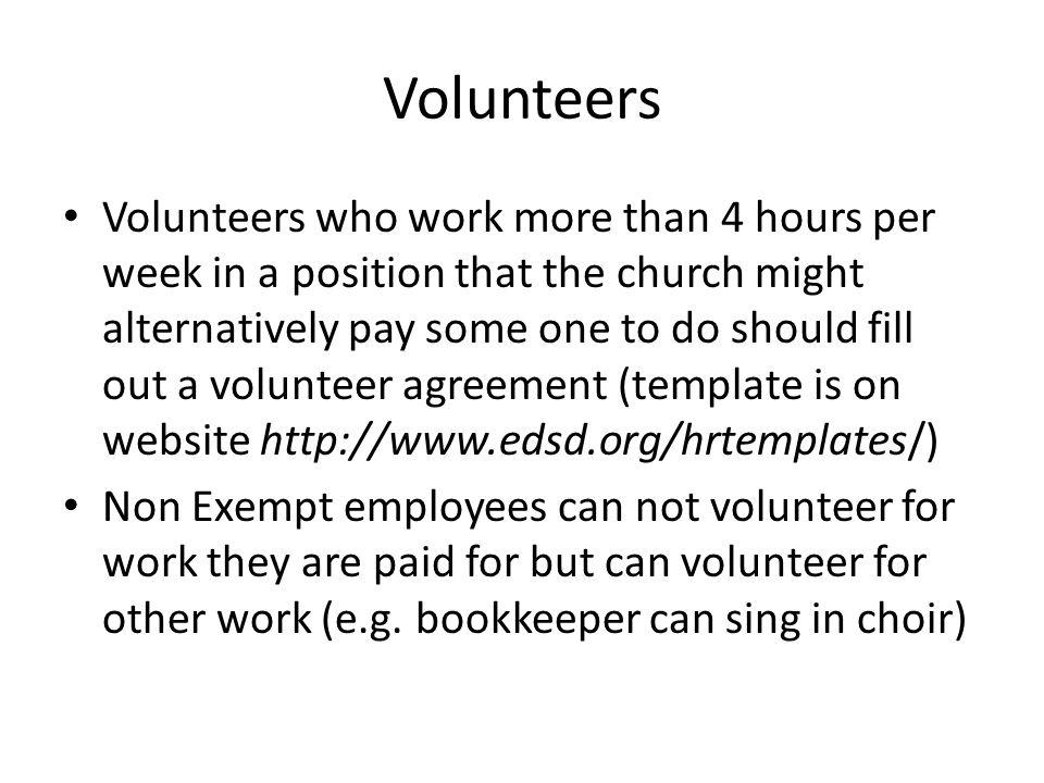 Volunteer Bookkeeper | Resume CV Cover Letter