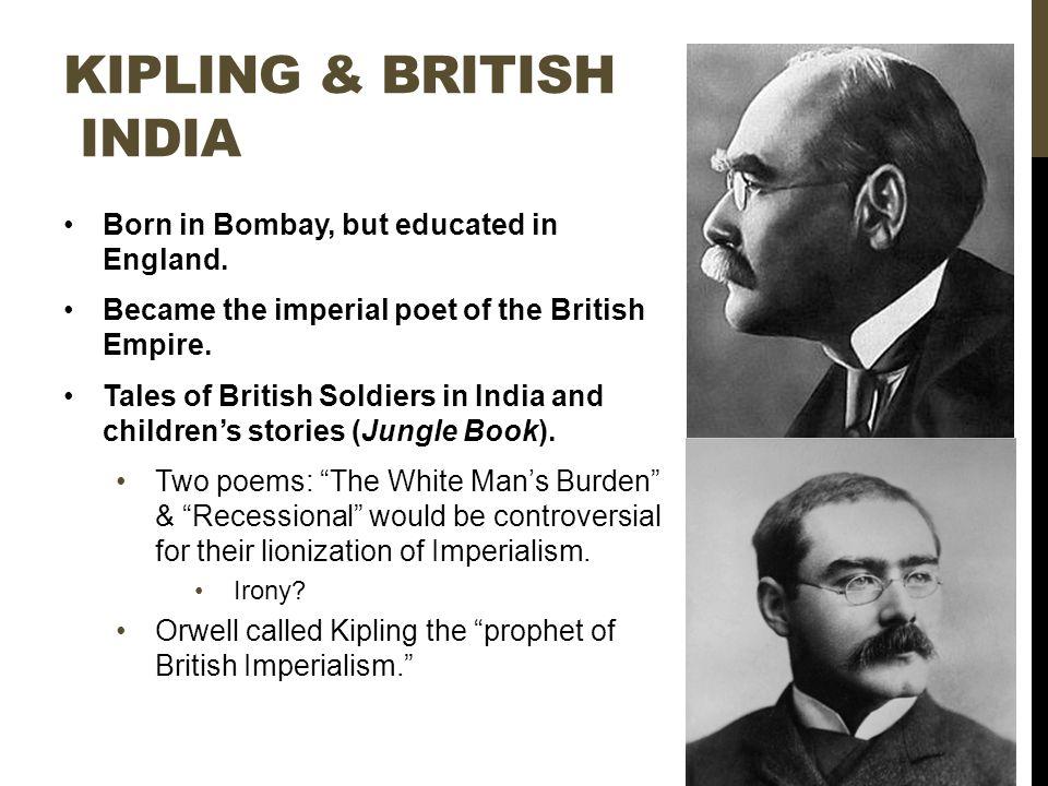 kipling in india