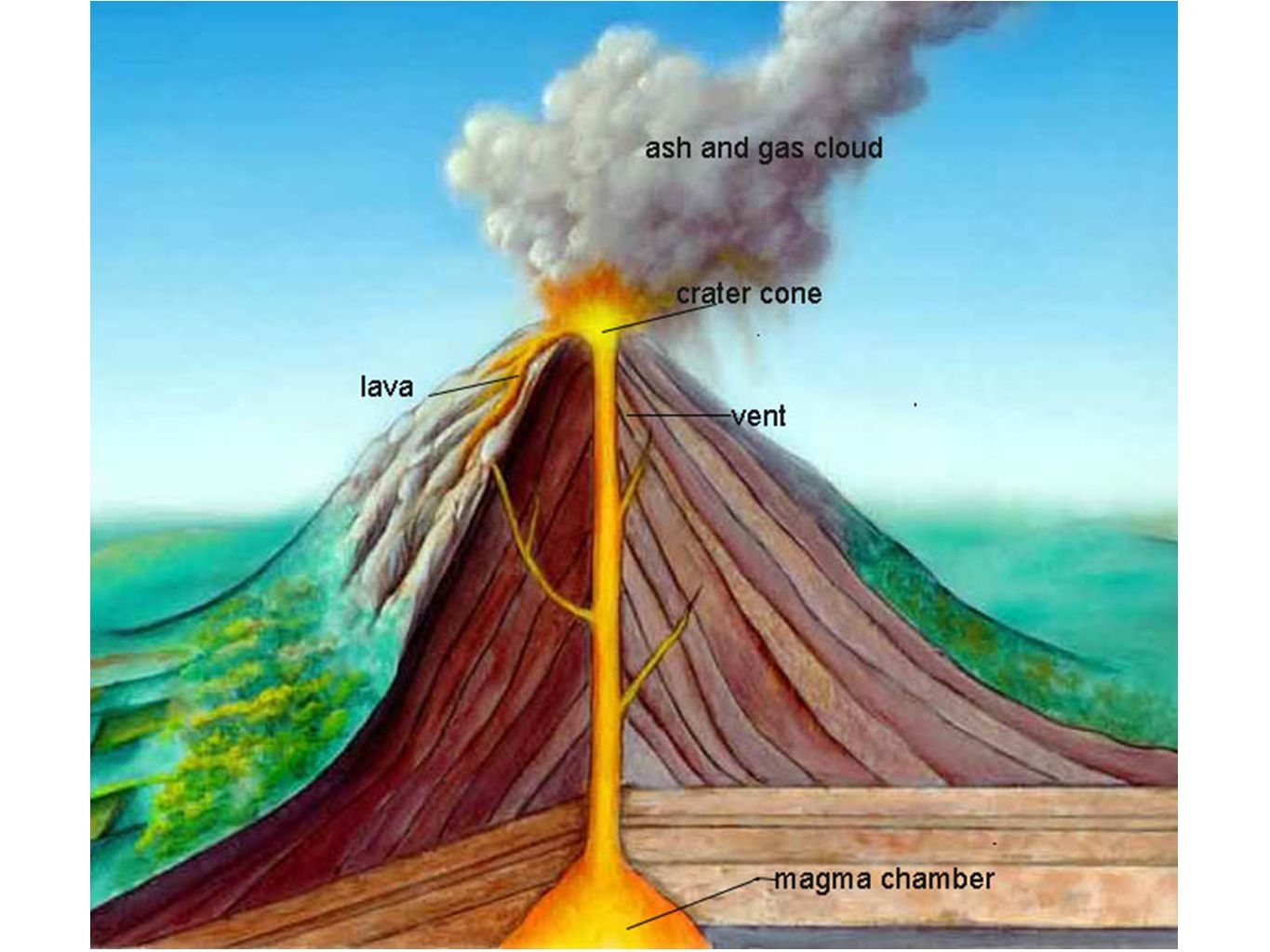 Bellringer Create an explanation that correlates plate tectonics ...