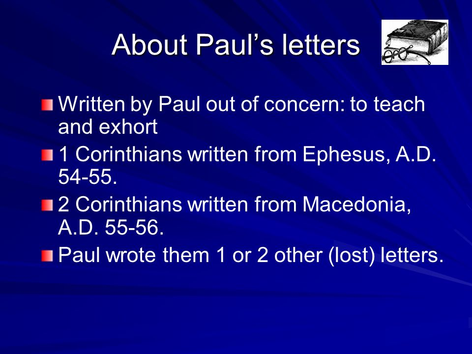 an analysis of pauls letter to the ephesians The letters of st paul to the colossians and ephesians ephesians: letter opening (click for a full page of analysis).