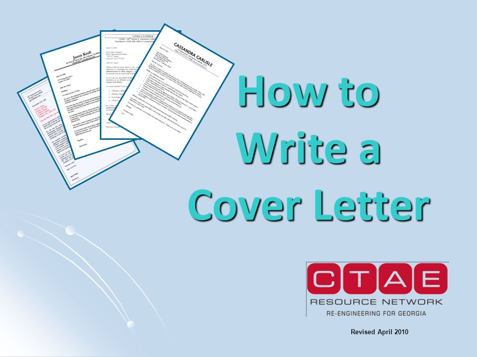 Write my how to write a cover