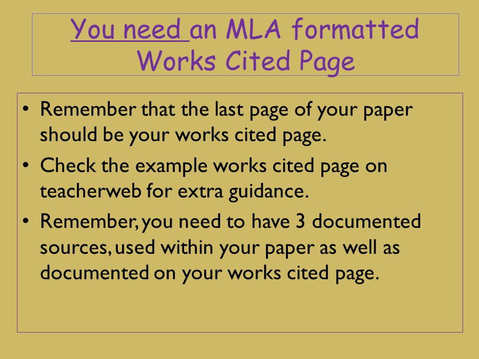 works cited essay apa This guide includes information on apa style citations citations in your paper are some good guidelines for citing your work are to cite anything.