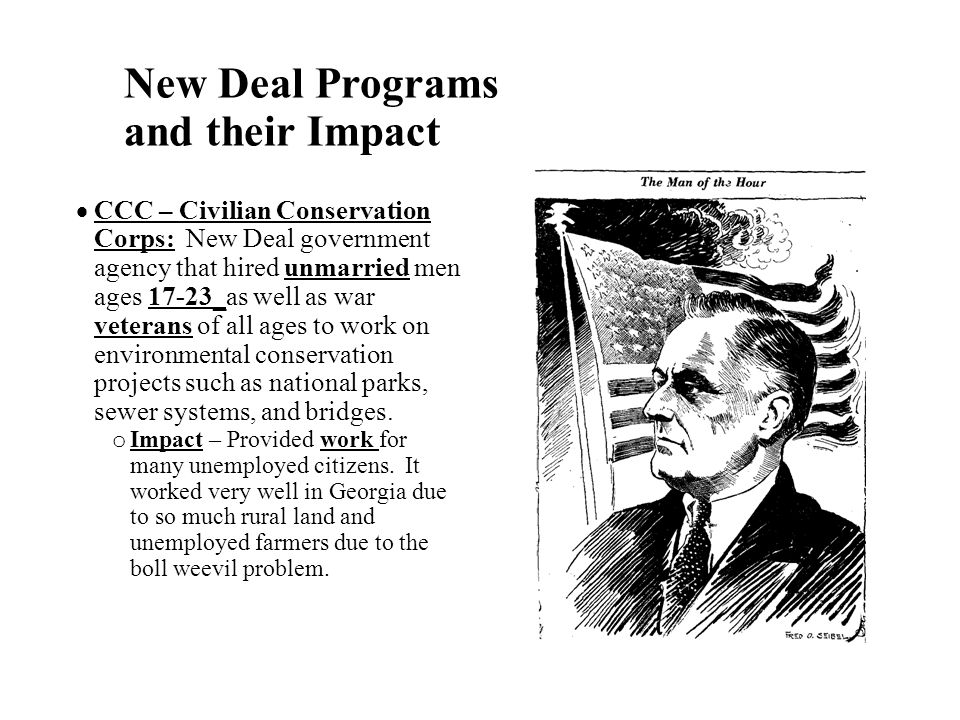 franklin d roosevelt and new deal
