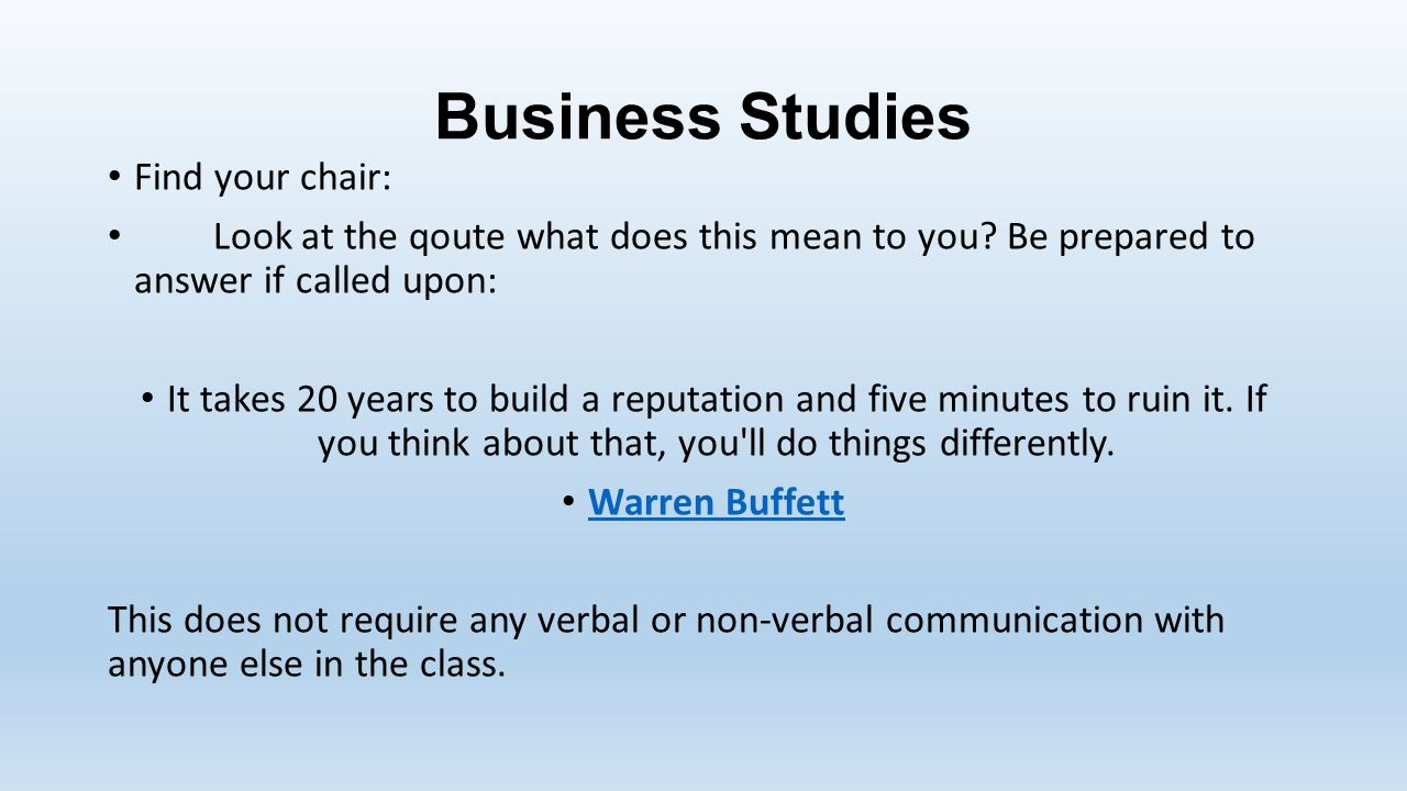 Business studies find your chair look at the picture what does 14 business biocorpaavc