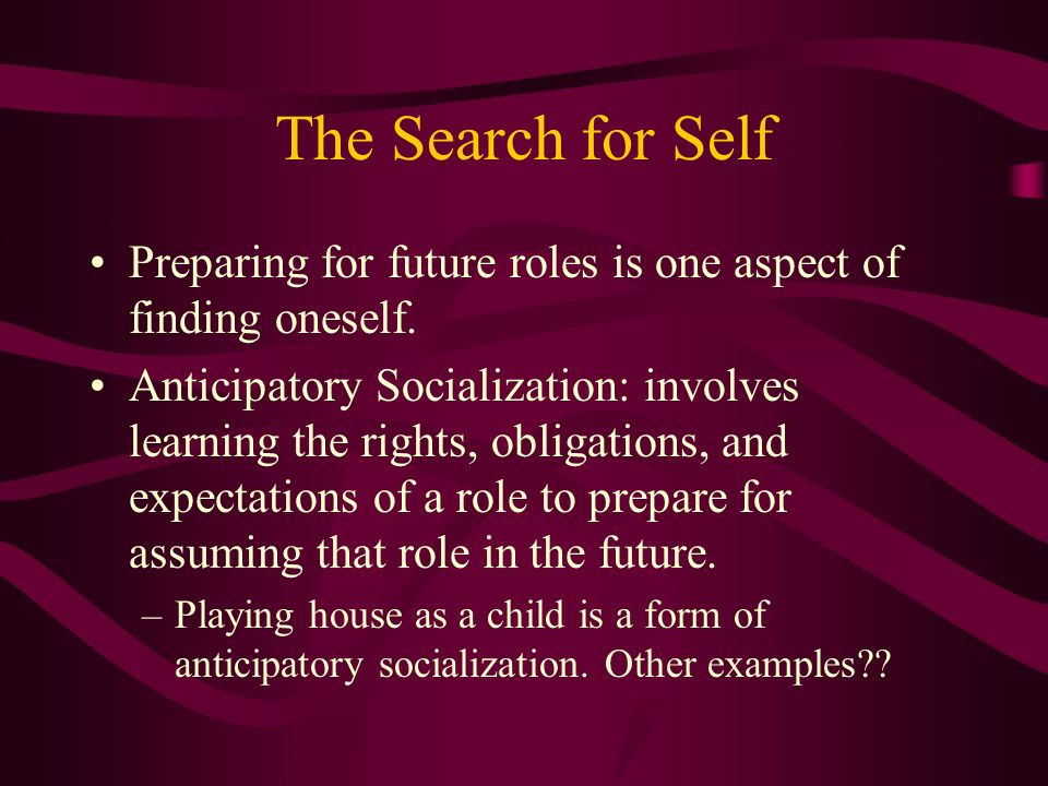 The Adolescent in Society Chapter 6 Pgs ppt download