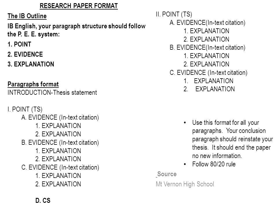 thesis paper citations