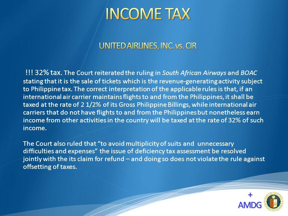 !!. 32% tax.
