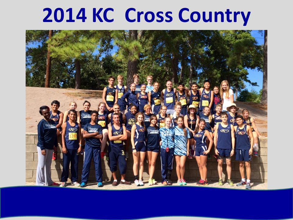 2014 KC Cross Country
