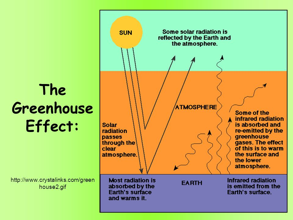 The Greenhouse Effect:   house2.gif