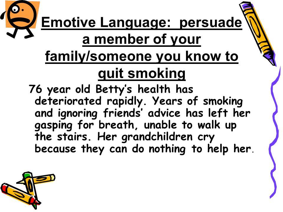emotion language term paper essay