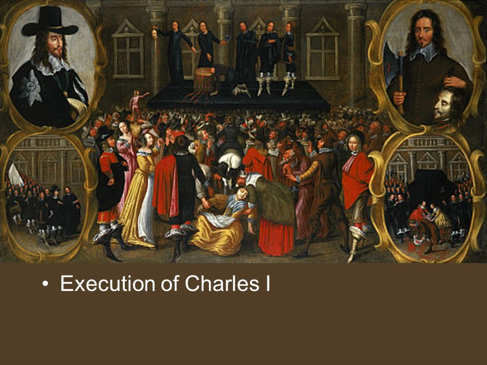 Execution of Charles I