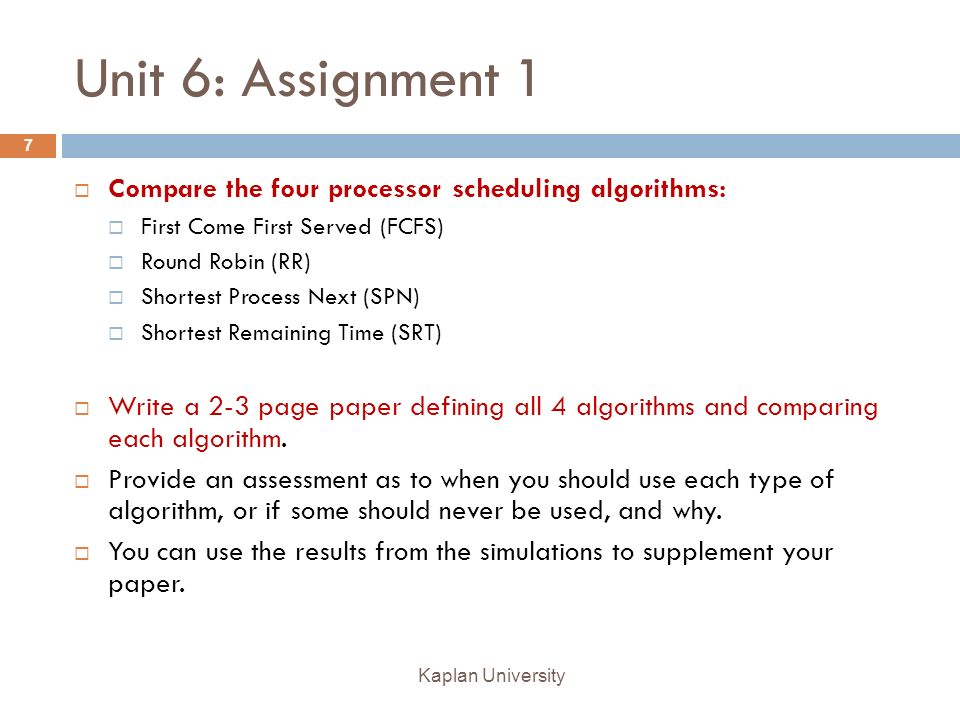 cmendros it510 assignment unit6 Students + experts students meet unit outcomes addressed in this assignment: compose your assignment in a word document and save it as username-it510 assignment.