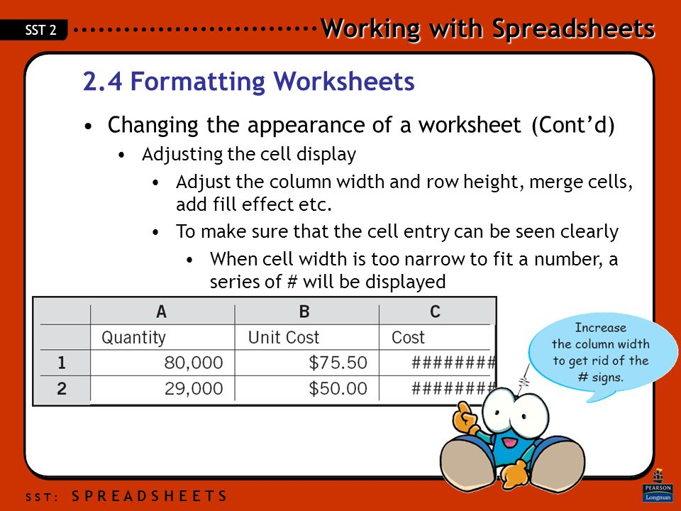 9 Times Table Worksheets Pdf Working With Spreadsheets S S T  S P R E A D S H E E T S Sst   3rd Grade Pattern Worksheets Excel with Quadratic Equation Worksheets With Answers Pdf Working With Spreadsheets S S T  S P R E A D S H E E T S Sst    Formatting Worksheets Changing The Appearance Of A Energy Resources Worksheets Word