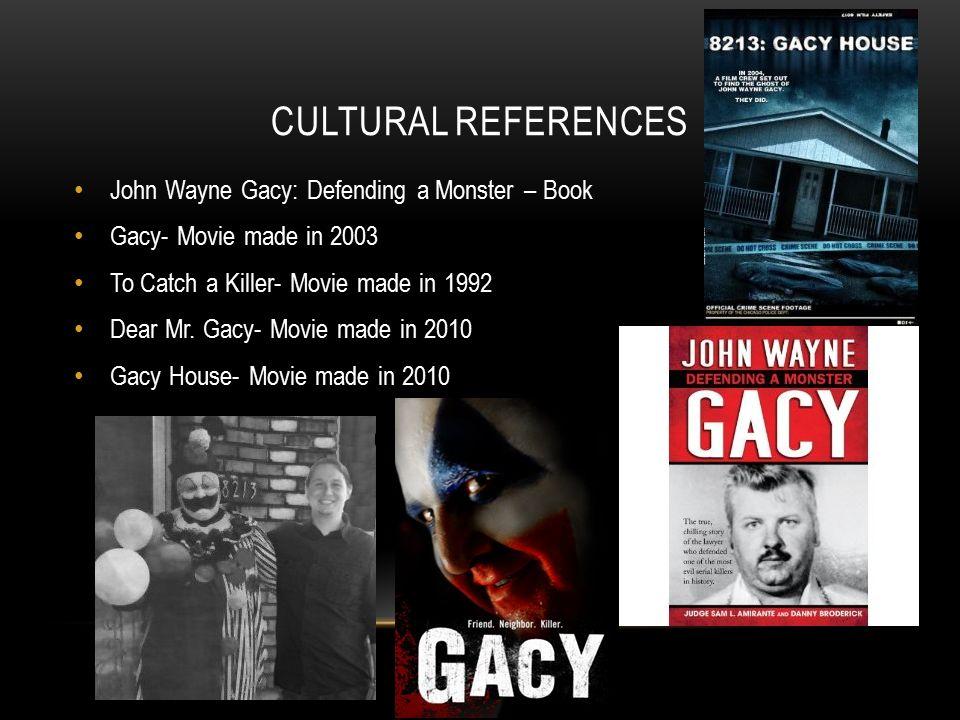 biography of john wayne gacy essay Need writing john wayne gacy essay a biography of john wayne gacy, a serial killer (1647 words, 2 pages) john wayne gacy a serial killer is an individual who.