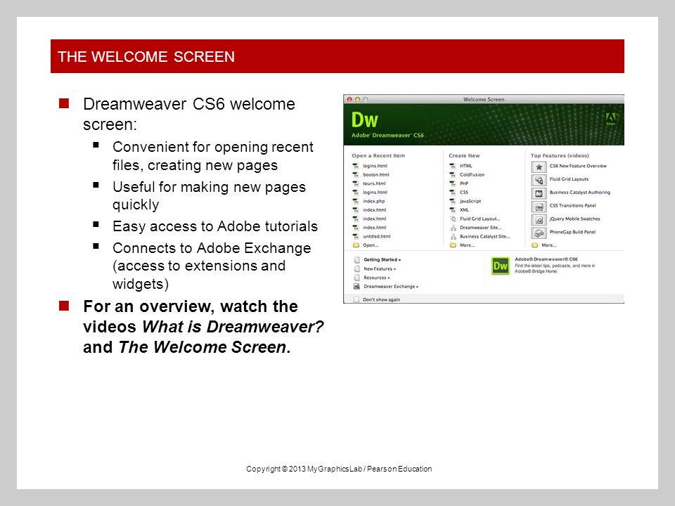 what is dreamweaver