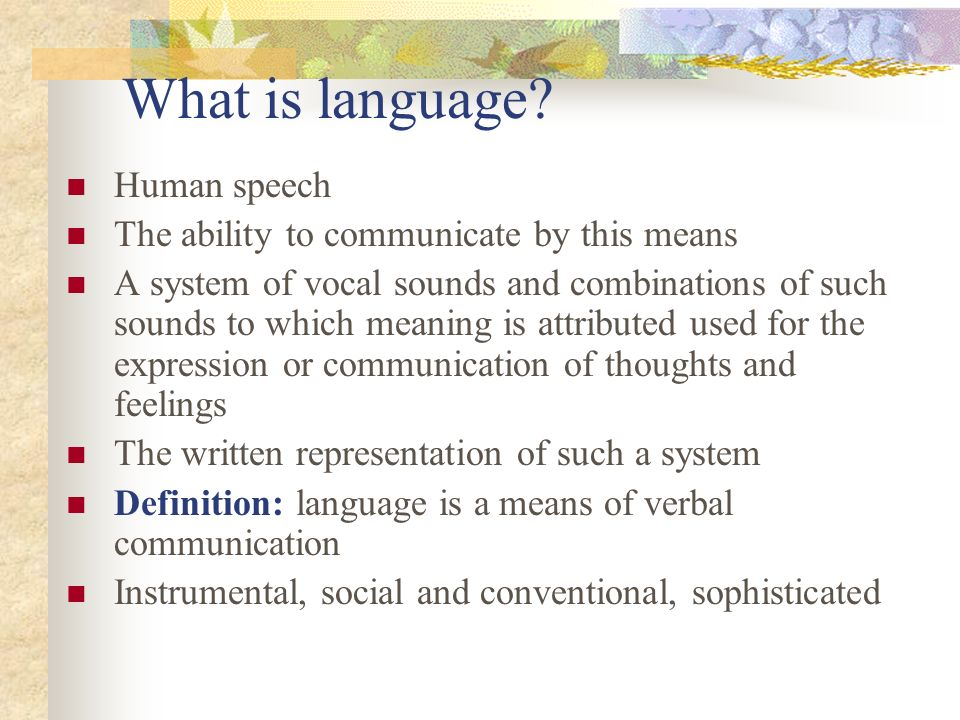 Invitation to linguistics by shao chunyan what is language human what is language stopboris Images