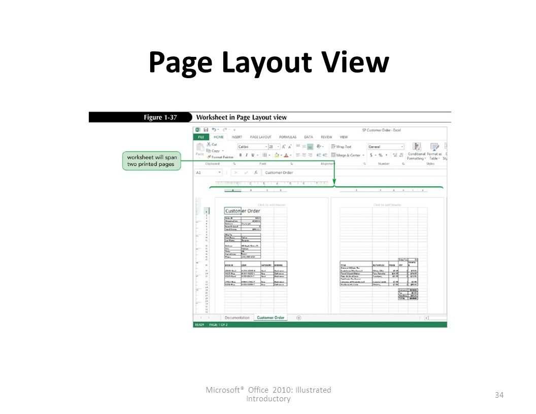 Ab Ripper X Worksheet Word Msoffice Excel  Part   Microsoft Office  Illustrated  Missing Subtrahend Worksheet Excel with Subtration Worksheets Excel  Page Layout View  Microsoft Office  Illustrated Introductory Valence Electrons Worksheet Pdf