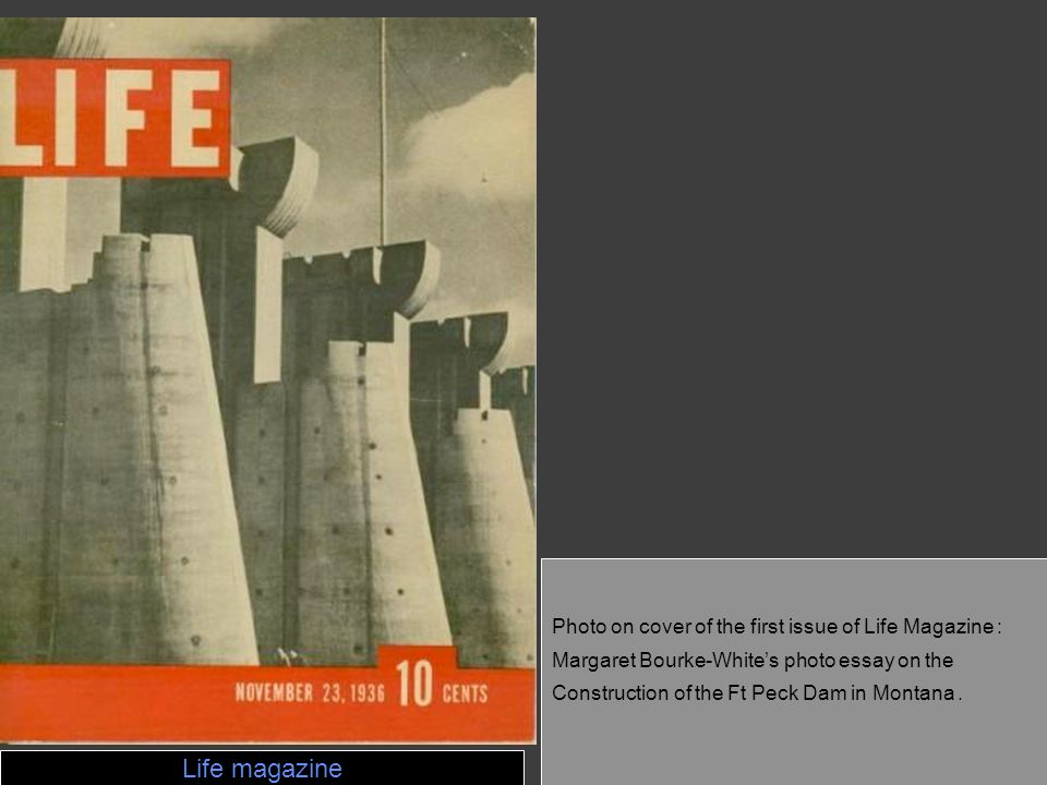 an introduction to the life of margaret bourke white