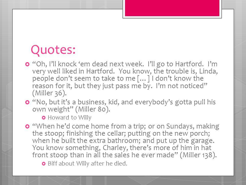 death of a salesman essay introduction