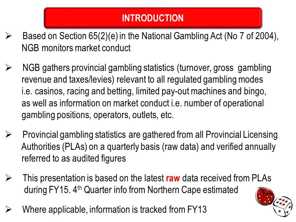 National gambling act south africa meilleur casino en ligne