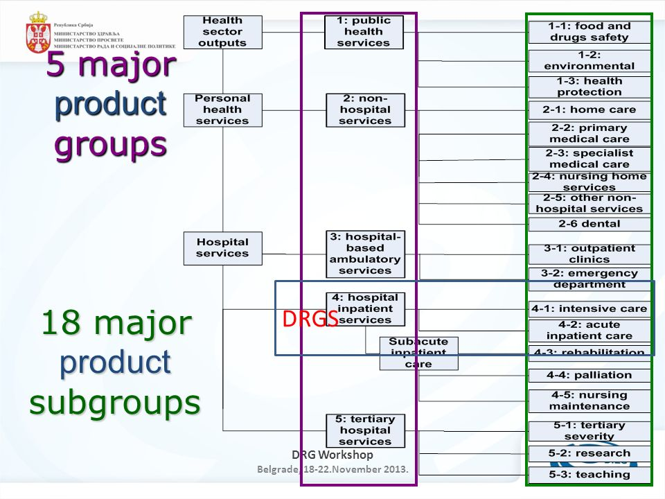 diagnosis related groups