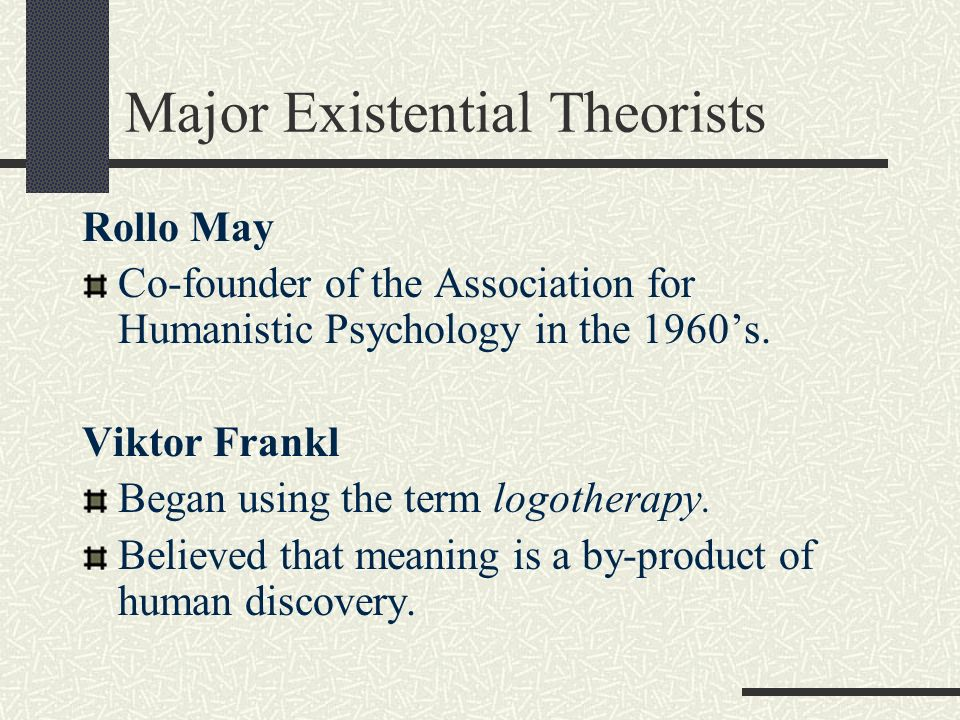 humanistic counselling Techniques of humanistic approach humanistic psychology emerged as a third force during the late 1950s in the united states as an in humanistic therapy.
