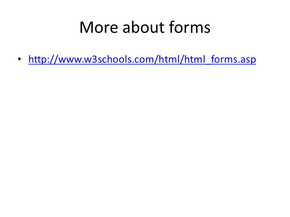 HTML Form and PHP IST Review of Previous Class HTML table and PHP ...